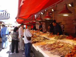 Mercato di Ortigia Siracusa