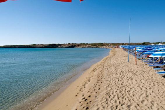 Spiaggia Arenella Siracusa