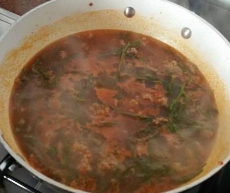 Condimento spaghetti con asparagi (Ph.Cristina Silvestro)