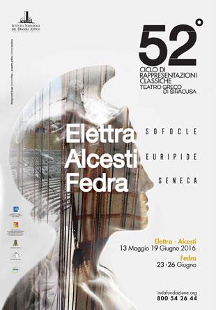52° Ciclo Rappresentazioni Classiche Teatro Greco di Siracusa