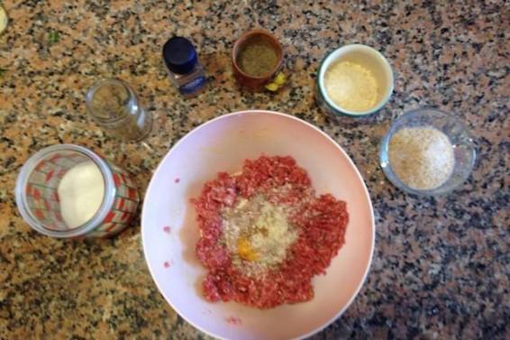 Preparato per peperoni ripieni (Ph. Cristina Silvestro)