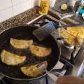 Cassatine fritte di ricotta ( Ph. Cristina Silvestro)