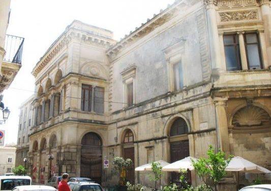 Esterno Teatro (ph. pagina facebook del teatro)