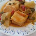 Immagine baccala con patate( ph.Lucia Spadaro)