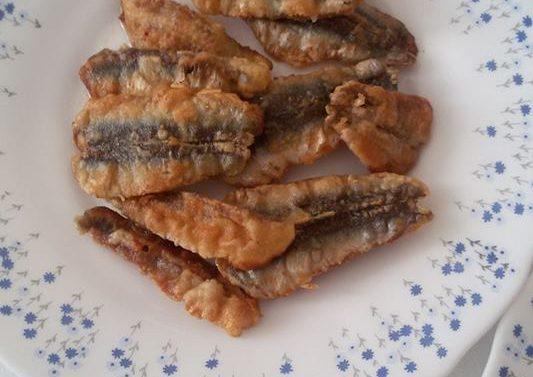 Pesce azzurro fritto (Ph. Lucia Spadaro)