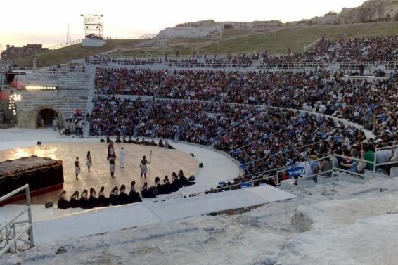 GIUGNO - Spettacoli Teatro Greco ( Ph. Fabio Campisi)
