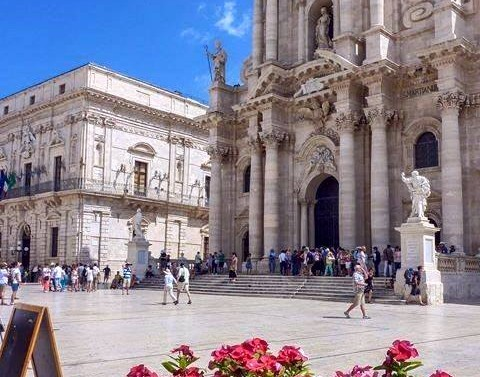 Duomo di Siracusa | Ph Silvano Scordino