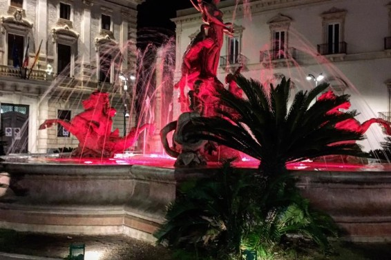 Piazza Archimede | Ph Larita Sarta