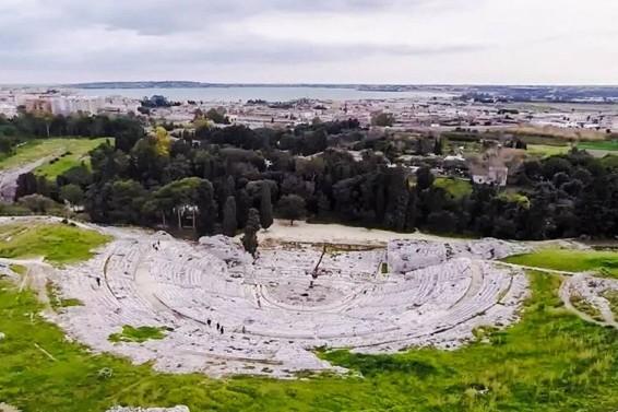 Foto teatro graco Siracusa Ph Roberto Zappulla