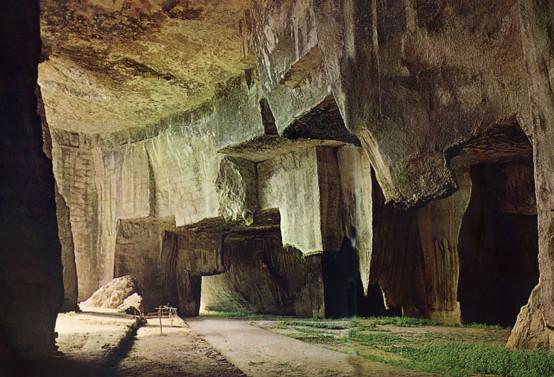 La Grotta dei Cordari Siracusa