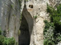 Orecchio di Dionisio Siracusa