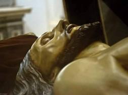 Foto Cristo morto ( Ph. Fabio Campisi)