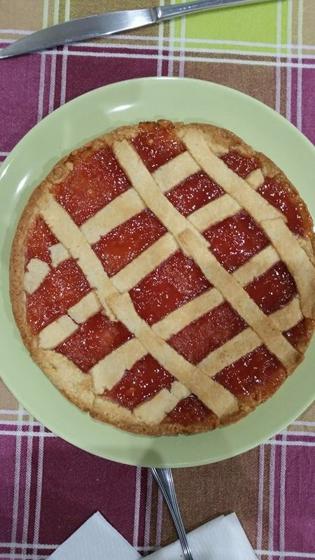 Ricetta crostata arance rosse di Sicilia