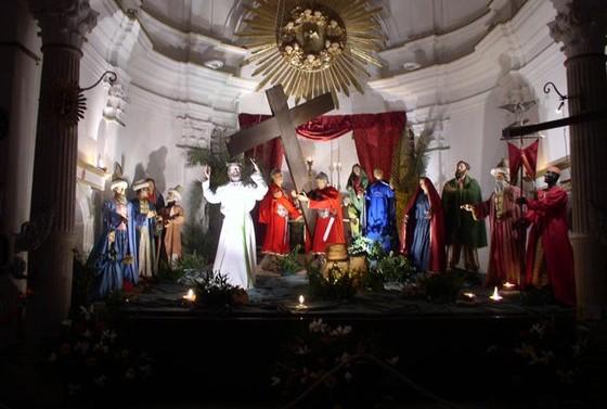 Foto Misteri Chiesa Santo Spirito( Ph. Antonio Randazzo)