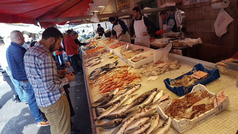 Il mercato di Ortigia Siracusa
