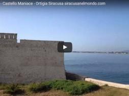 Spiaggia castello maniace