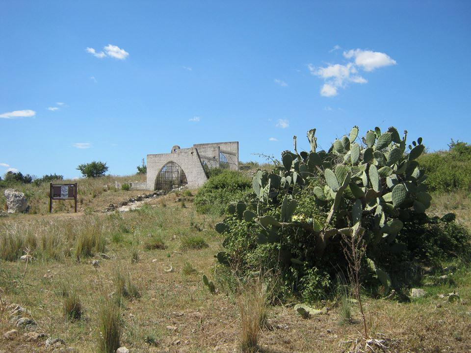 Le Catacombe di Manomozza. L'antico cimitero cristiano di San Foca
