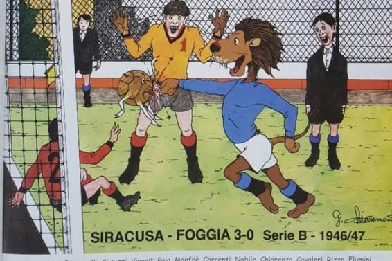 Foto Siracusa-Foggia 3-0