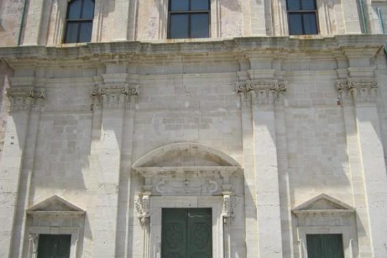 Facciata Chiesa San Filippo Neri ( Ph. Gianni Grillo)