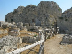Castello Eurialo esterno