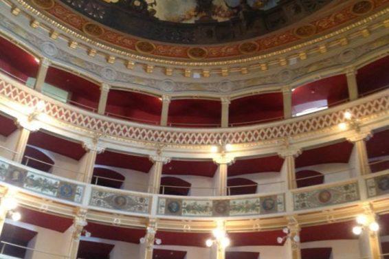 Volta e Palchi (ph. pagina facebook del Teatro)