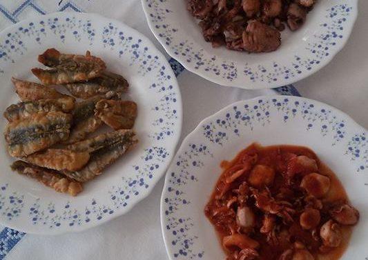 Immagini frittura (ph. Lucia Spadaro)