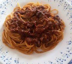 Pasta con sarde (ph. Lucia Spadaro)