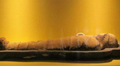 Mummia Egizia (ph. Gianni Grillo)